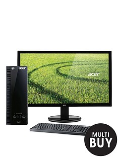 acer-axc-704-intel-celeron-4gb-ram-1tb-storage-desktop-pc-with-24-inch-fhd-monitor-black