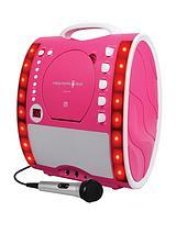 The Singing Machine SML343 Pink