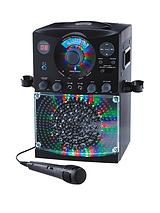 The Singing Machine SML385 Black