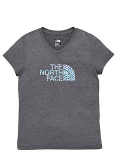 the-north-face-the-north-face-older-girls-reaxion-tee