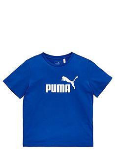 puma-puma-older-boys-es-logo-tee