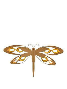 dragonfly-metal-wall-art