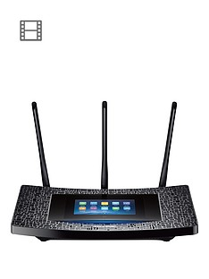 tp-link-touch-p5-ac1900-wireless-dual-band-gigabit-router-with-touchscreen
