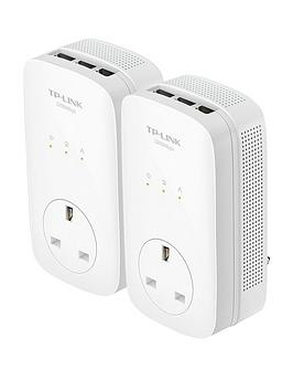 tp-link-1200mbps-powerline-with-passthrough