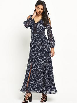 v-by-very-crochetnbsptrim-bohonbspmaxi-dress