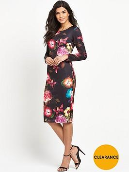 v-by-very-long-sleeve-bodycon-dress