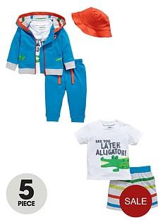 ladybird-baby-boys-t-shirt-shorts-joggers-hoodie-and-hatnbspset-5-piece