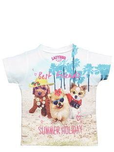 ladybird-girls-photographic-cute-puppies-tee