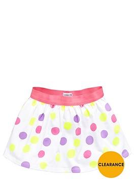 ladybird-girls-bright-spotty-skater-skirt