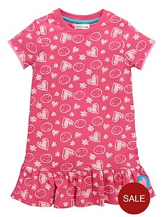 ladybird-girls-printed-jersey-skater-dress