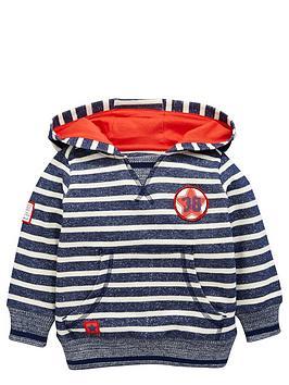 ladybird-boys-heritage-stripe-jersey-hoodie