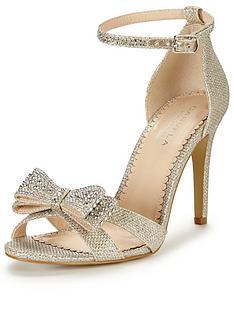 carvela-glitter-bow-sandal