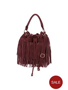 chain-amp-fringe-detail-suede-duffle-bag
