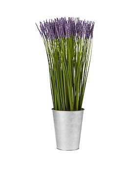 artificial-lavender-in-tin
