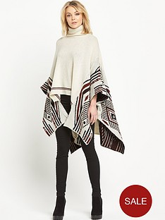 river-island-aztec-high-neck-cape