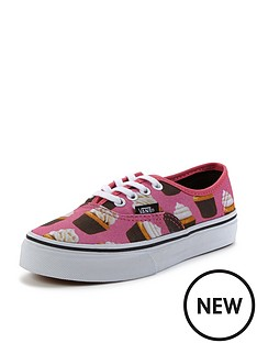vans-vans-039authentic-cupcake-print-junior