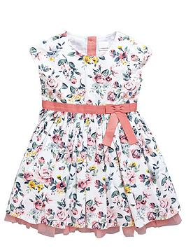 ladybird-girls-vintage-floral-dress