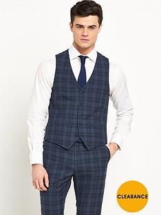 v-by-very-check-waistcoat