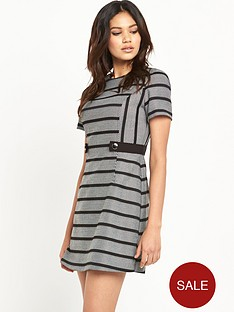 oasis-stripe-shift-dress