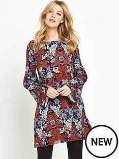 v-by-very-bell-sleeve-tunic-dress