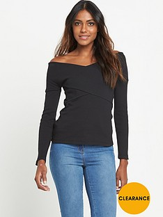 v-by-very-long-sleeve-wrap-detail-ribbed-topnbsp
