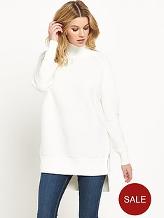 french-connection-fresh-ottoman-ls-high-neck-jumpernbsp