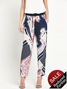 french-connection-samba-avenue-drape-trouser