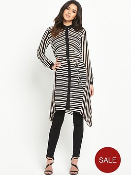 oasis-stripe-longline-shirt