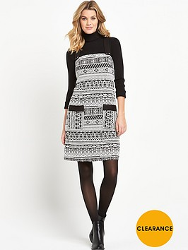 v-by-very-jacquard-pinafore-dress