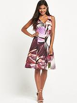 AmalfiPrint Scuba Dress
