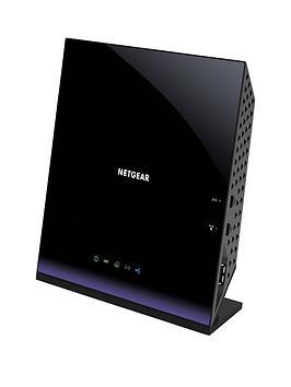 Netgear D6400 AC1600 WiFi VDSLADSL Modem Router