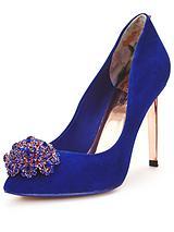 PeetchJewel Court Shoe