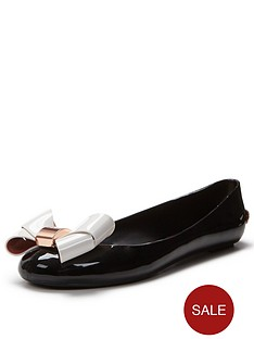 ted-baker-faiyte-bow-ballerina-jelly-shoes