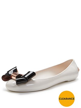 ted-baker-faiytenbspbow-ballerina-jelly-shoes
