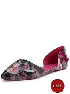 ted-baker-rikyu-acanthus-flat-shoe