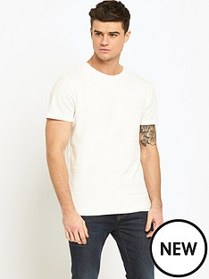 river-island-textured-mens-t-shirt