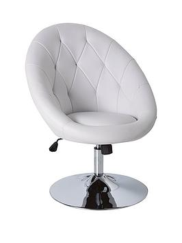 Odyssey Leisure Chair - White