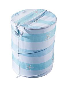 aqualona-coastal-stripe-pop-up-bin