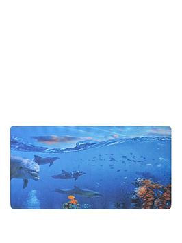 AQUALONA Aqualona Dolphin Non Slip Aquamat Picture