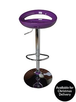 avanti-bar-stoolnbsp--purple-and-chrome