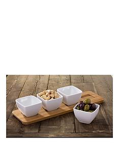 dip-dishes-on-wooden-base-4-piece-set