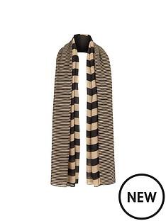 wallis-wallis-stripe-scarf