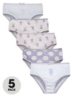 ladybird-girls-bunny-knickers-5-packpnbspp