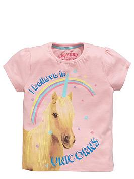 ladybird-girls-unicorn-t-shirt