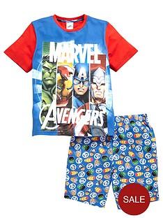 marvel-boys-avengersnbspshorty-pyjamas