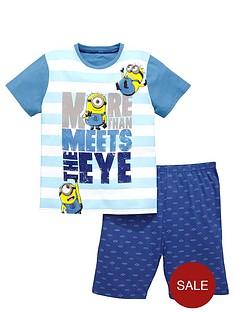 minions-boys-shorty-pyjamas