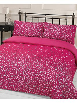 Glitz Duvet Cover Set