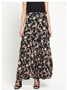 miss-selfridge-floral-wrap-maxi-skirtnbsp