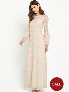 miss-selfridge-embroidered-maxi-dress