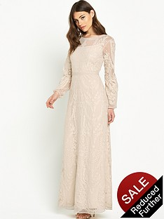 miss-selfridge-embroidered-maxi-dress